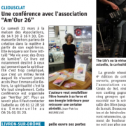 Conference cliousclat