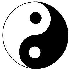 Yin yang 1